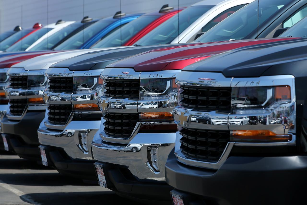 National Car Sales >> U S Auto Sales Seen Rising 5 In August J D Power Lmc