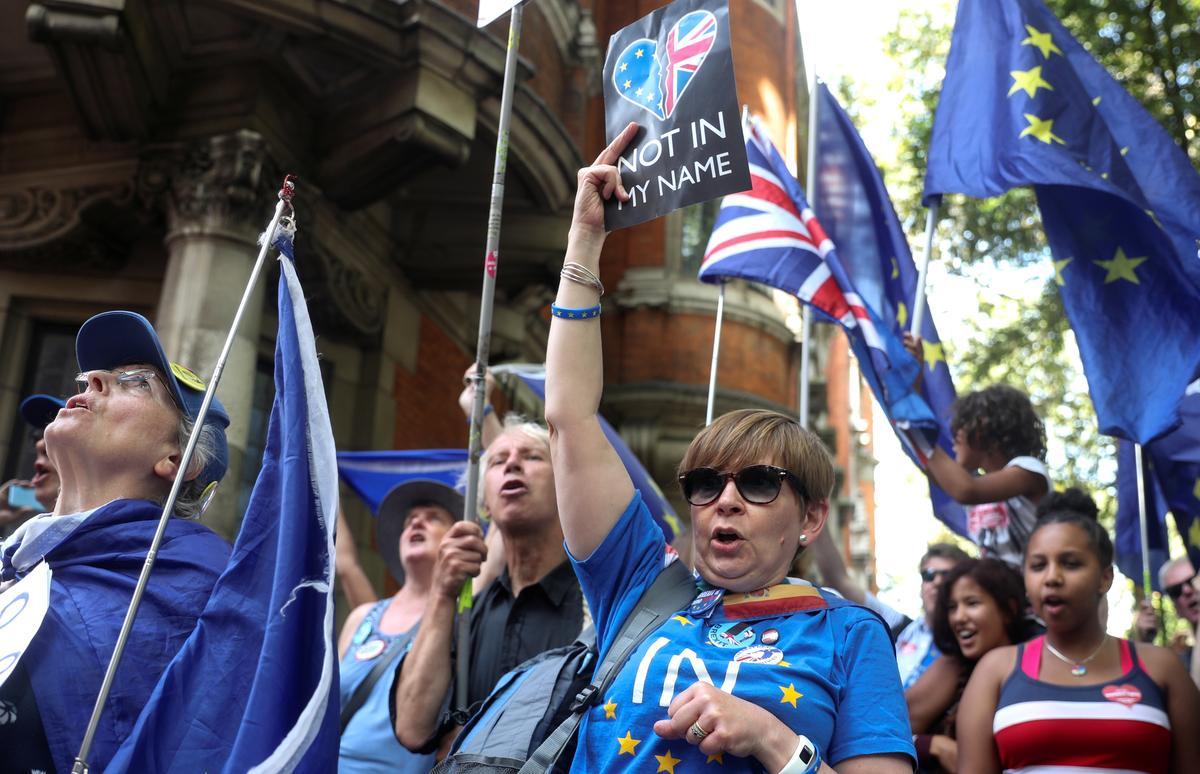 Brittanje se Arbeid beplan om die parlement te gebruik om Brexit sonder enige ooreenkoms te voorkom
