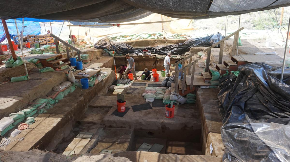 Idaho-artefakte toon menslike teenwoordigheid in die Amerikas 16.600 jaar gelede
