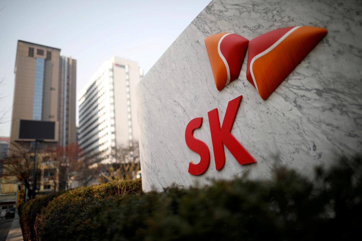SK Innovation brandstof LG Chem vals met EV-battery patent patent
