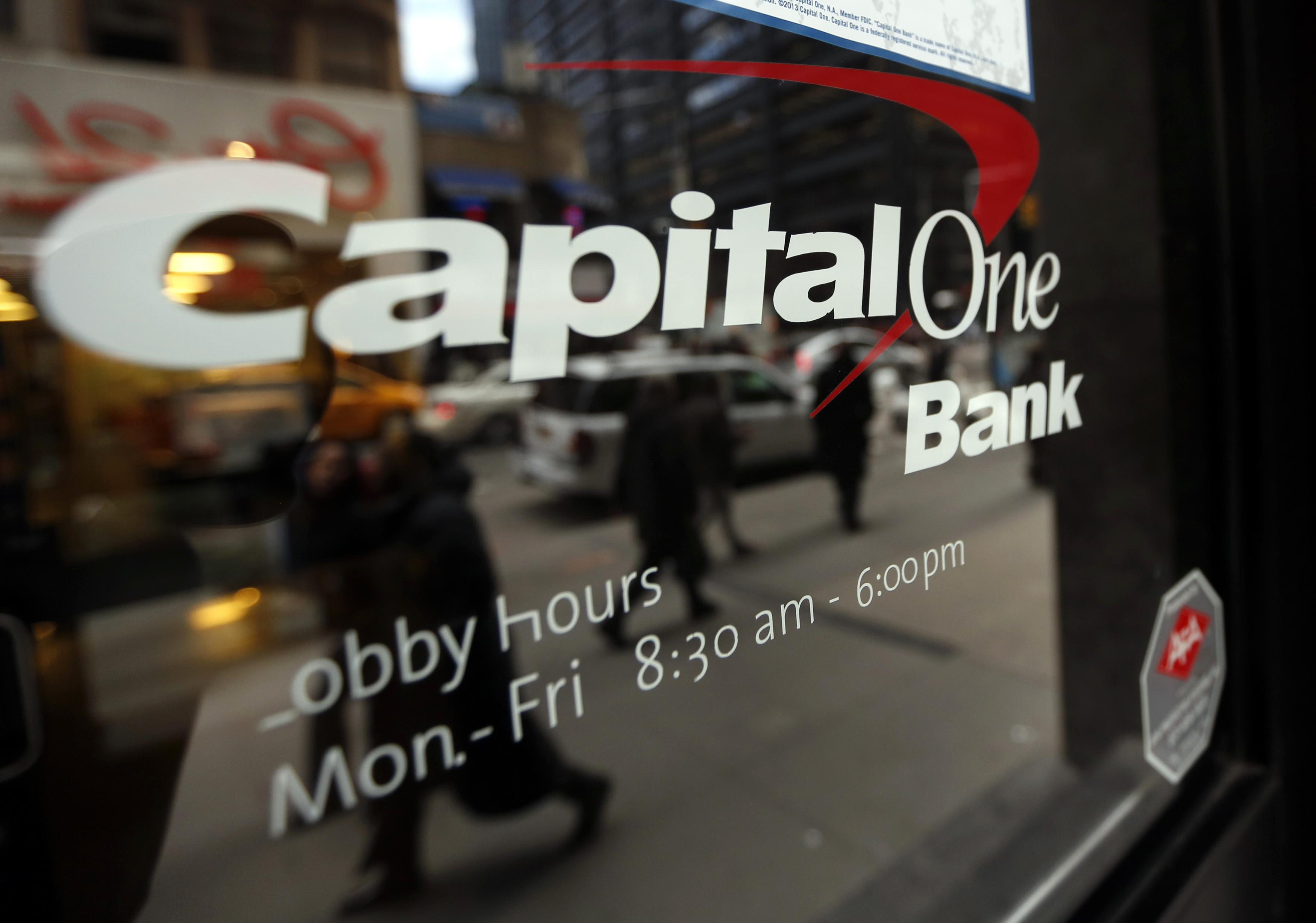 U.S. jury indicts suspected Capital One hacker on wire fraud, data...
