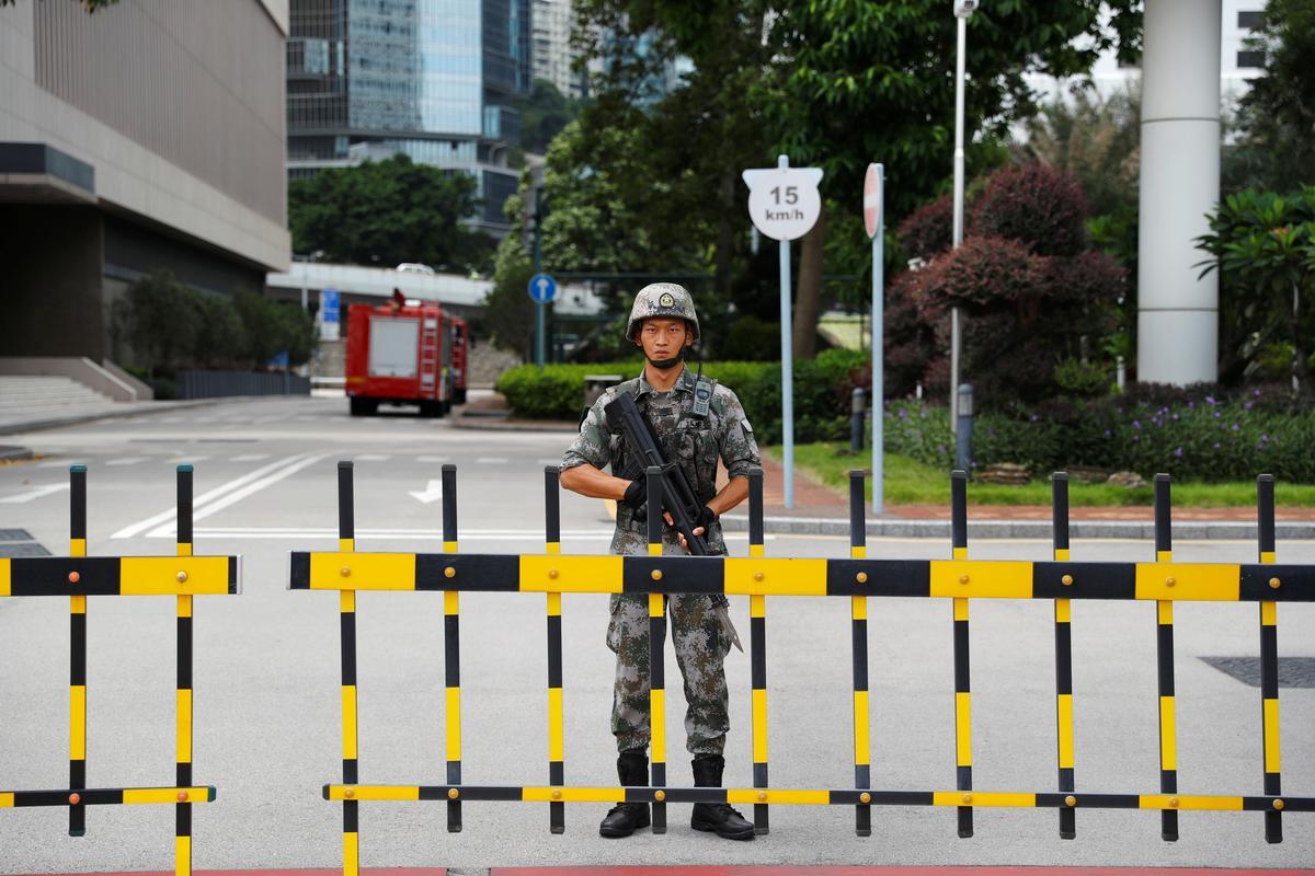 Eksklusief: Te midde van 'n krisis het China die plan van Hong Kong verwerp om betogers te betoog - bronne