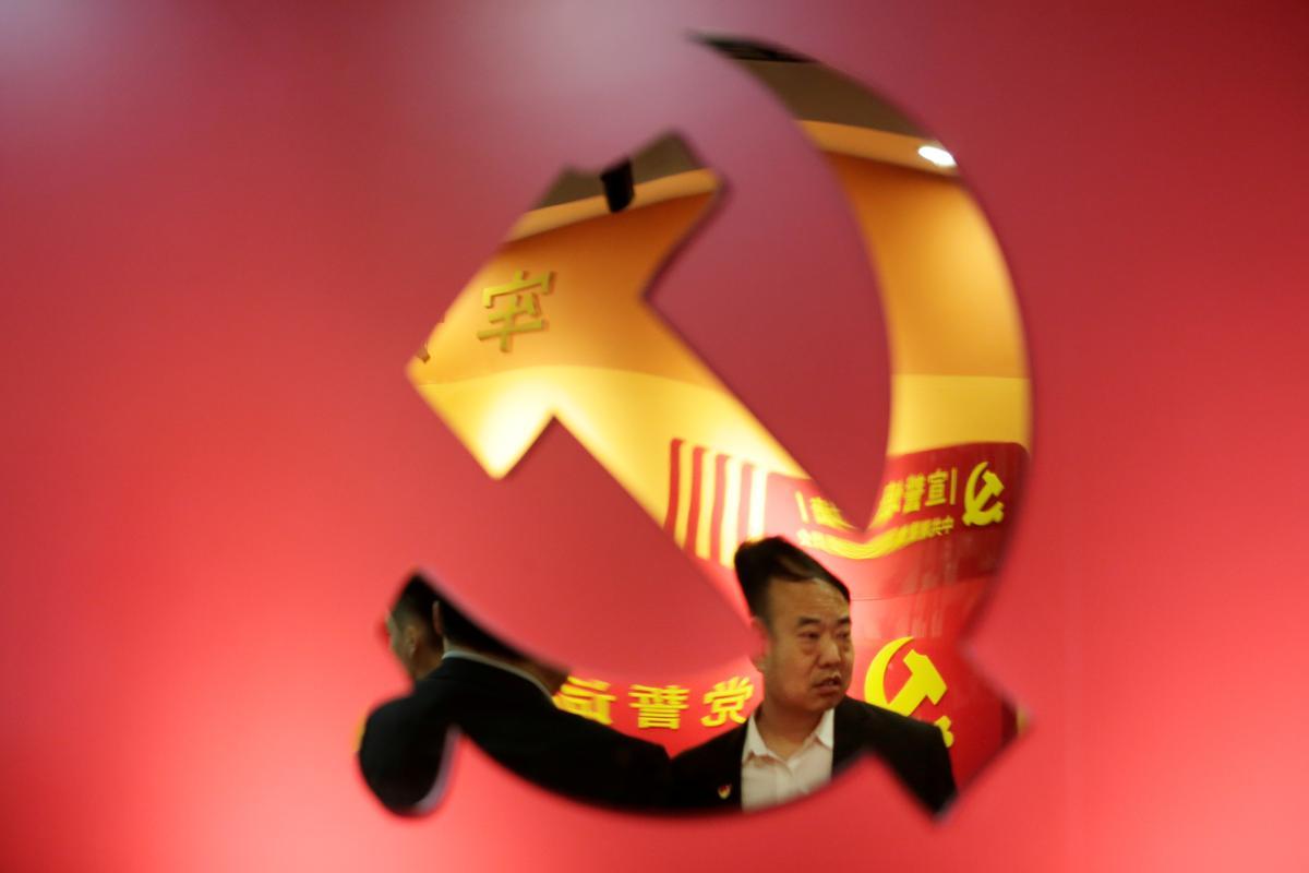 Na 'n lang gaping kon China se regerende elite vir Oktober versamel