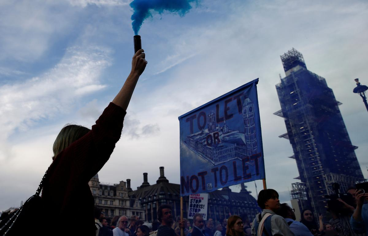 Tydlyn: Van Magna Carta tot Brexit - 800 jaar van grondwetlike krisisse in Brittanje