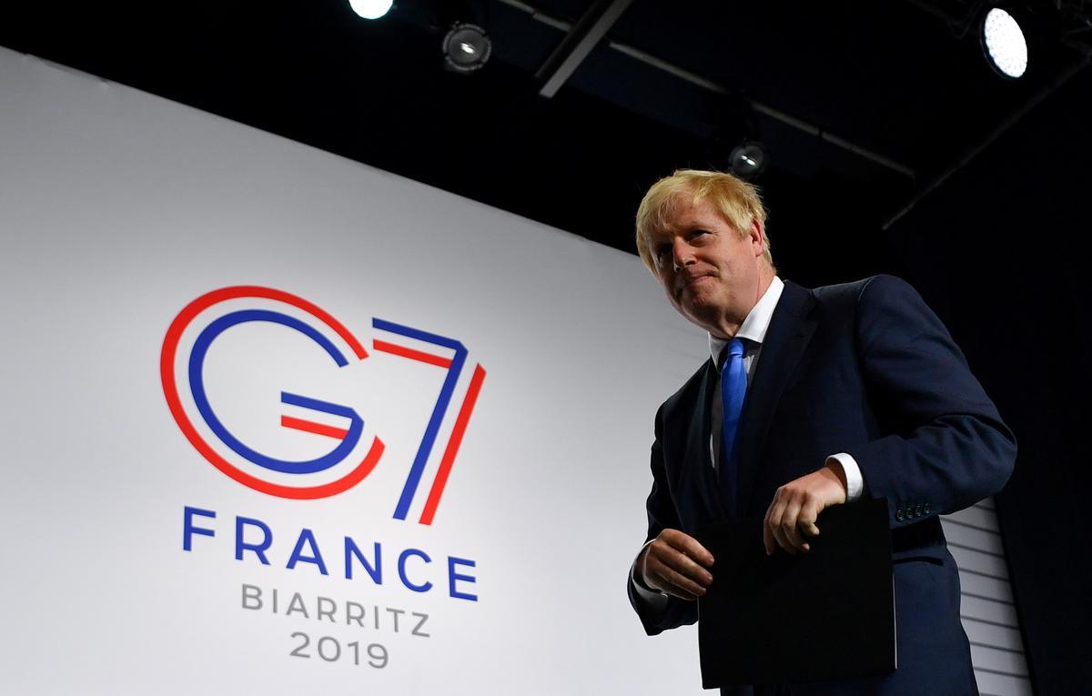 EU sal nie beweeg as hy dink Brexit kan gestop word nie: premier Johnson