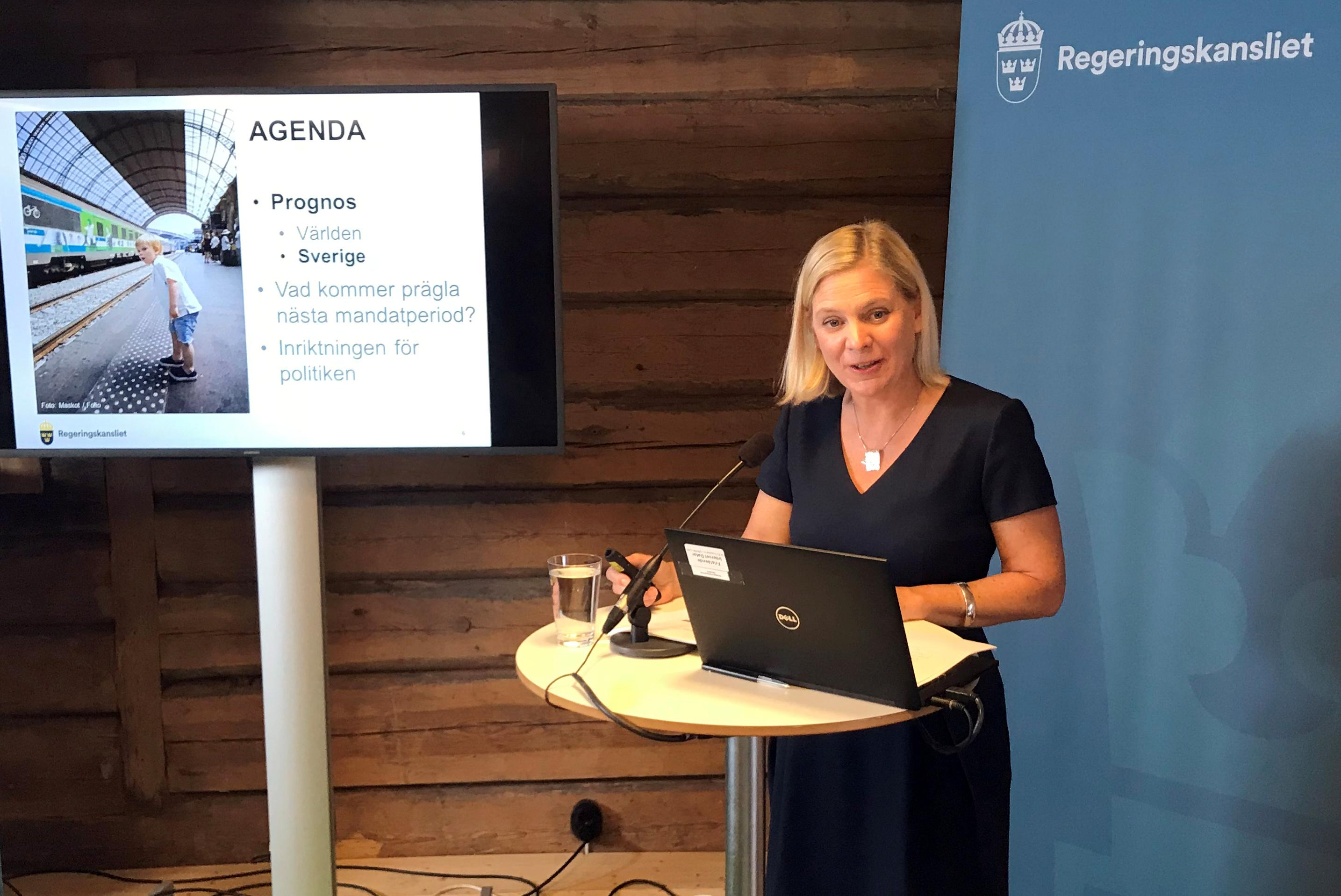 Sweden to introduce bank tax to fund defence boost