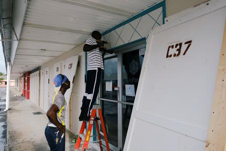 Dorian strengthens, heads toward Florida as dangerous category 4 hurricane