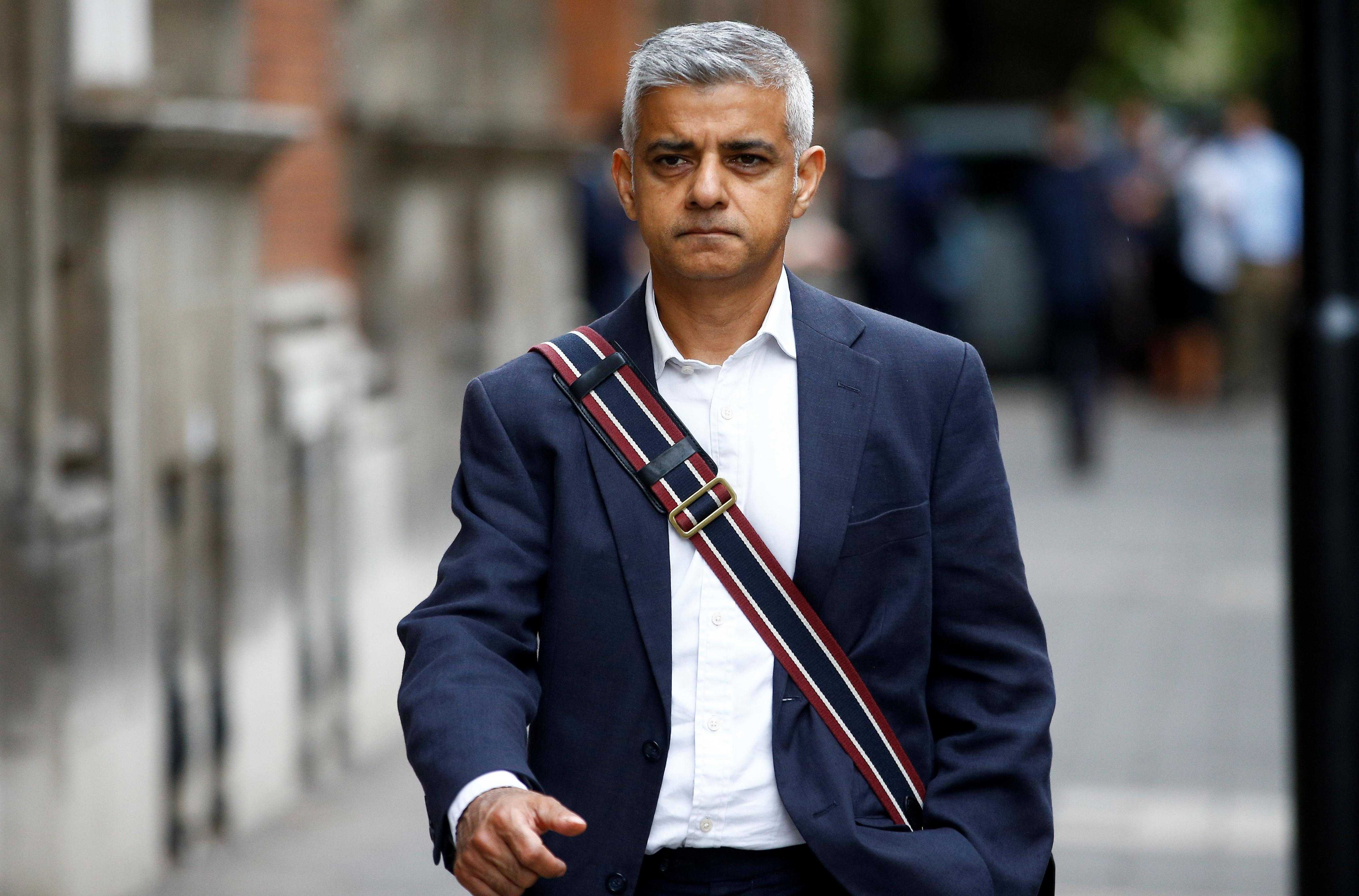 Rise of populists in Europe resembles eve of WW2, warns London mayor