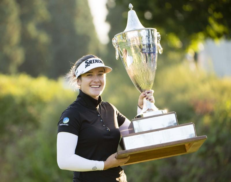Green reels in Noh to win LPGA's Cambia Portland Classic