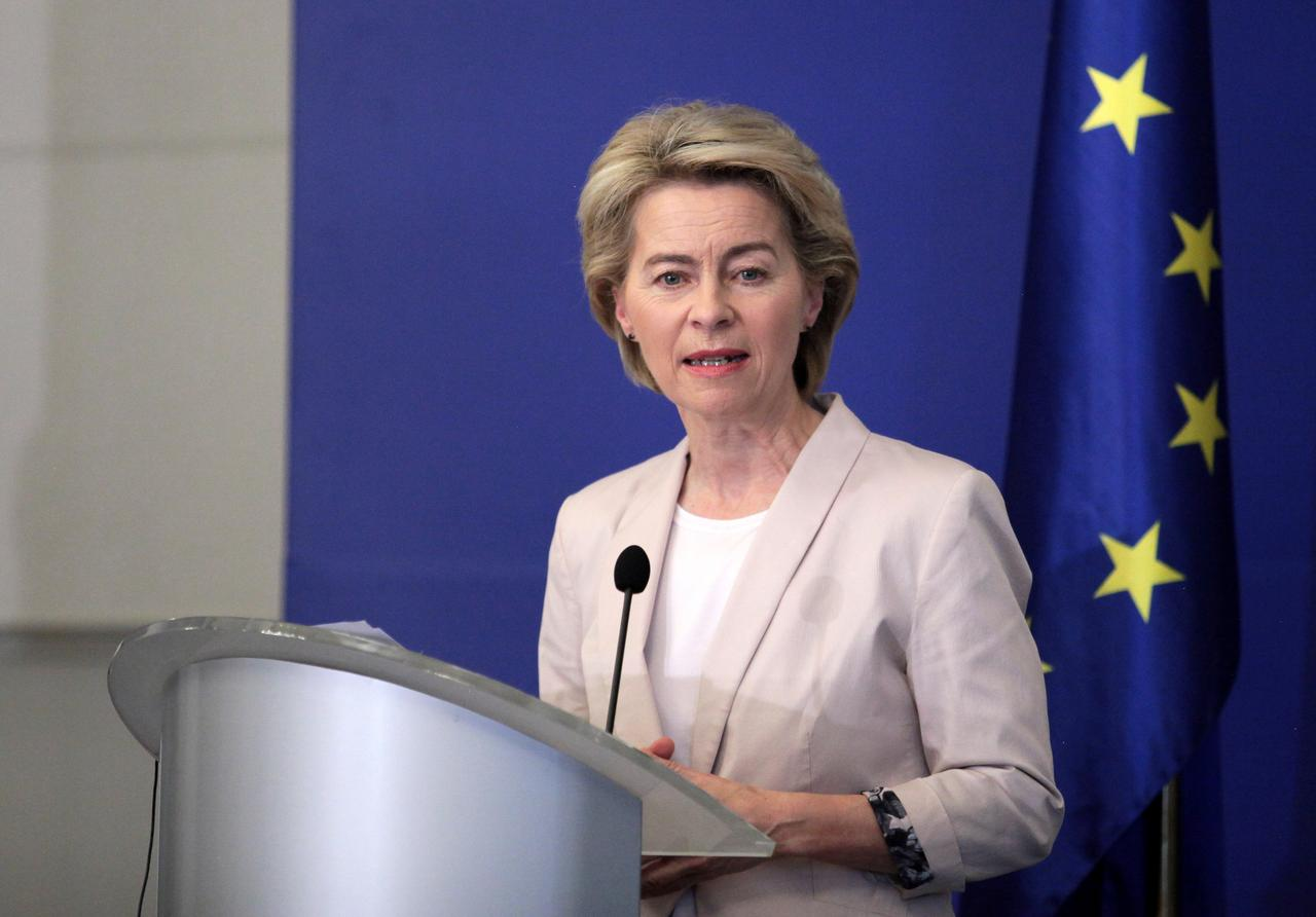 Image result for European Parliament elects President of the European Commission