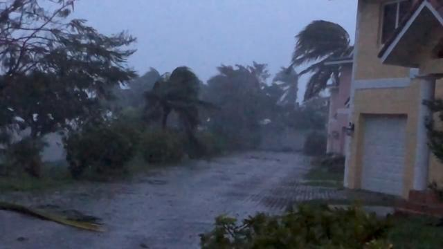 Hurricane Dorian kills at least five in Bahamas, turn to