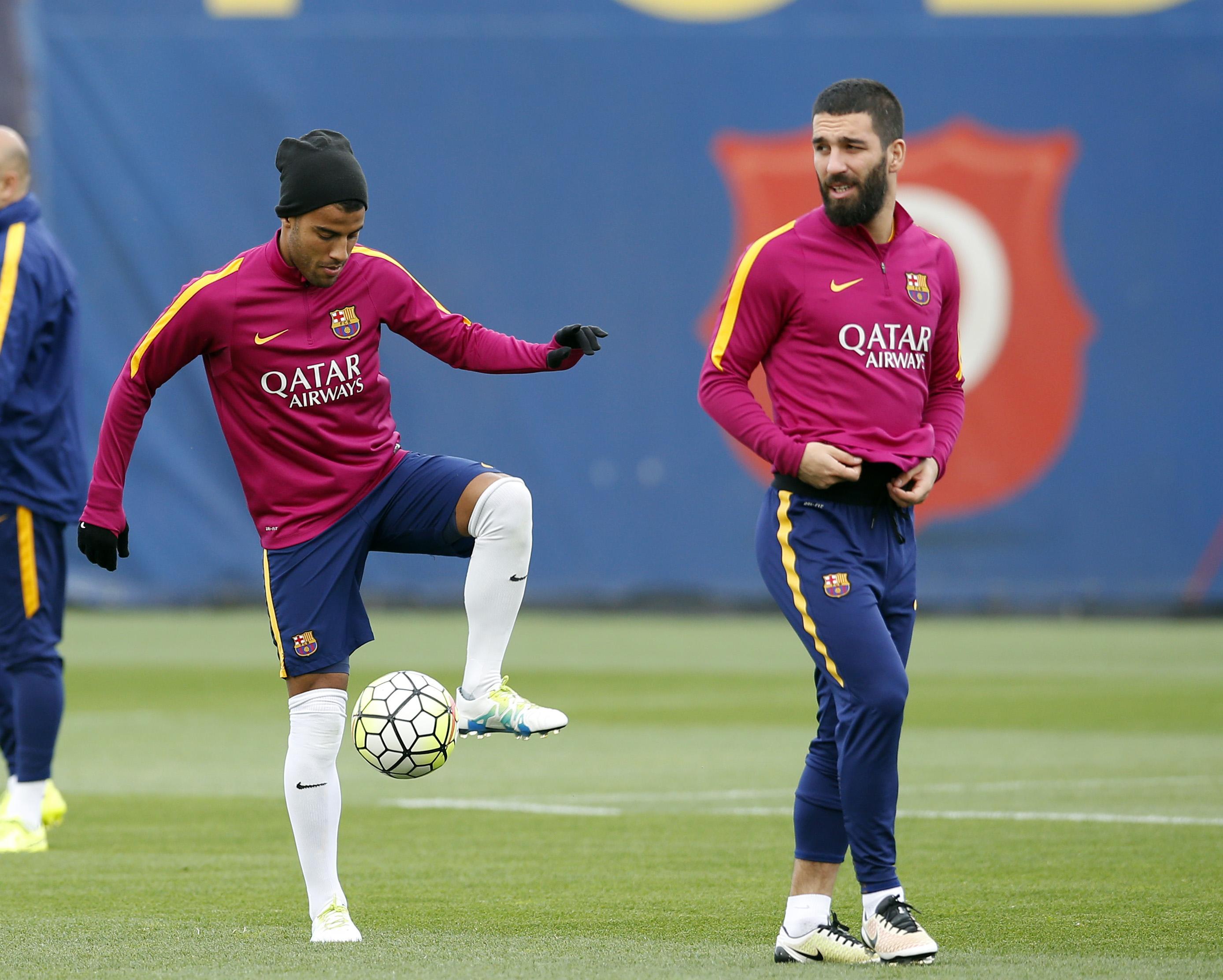 Rafinha joins Celta, Sevilla sign Hernandez on deadline day