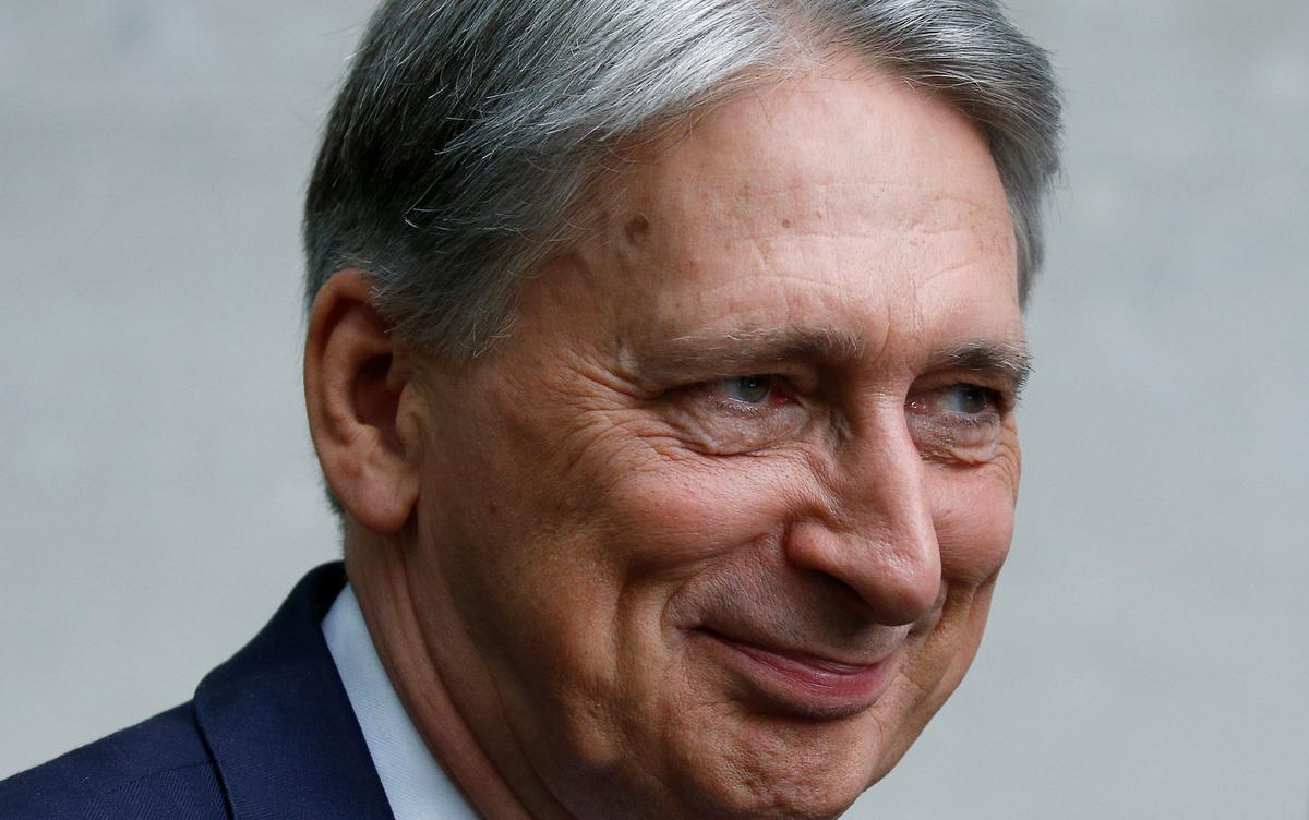 Britain's Hammond: We have the numbers to defeat Johnson on Brexit