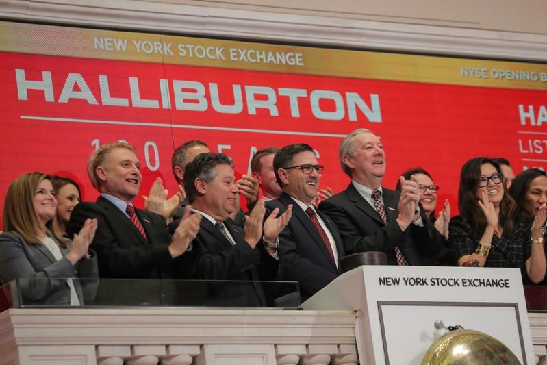 Halliburton CEO sees consolidation in oilfield services as shale...