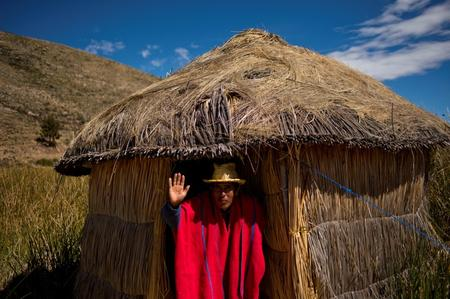 Lake Titicaca, once considered Andean deity, faces pollution threat