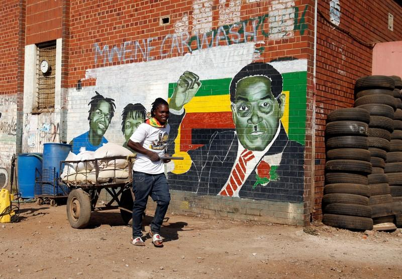 Mugabe's farm seizures: racial justice or catastrophic power