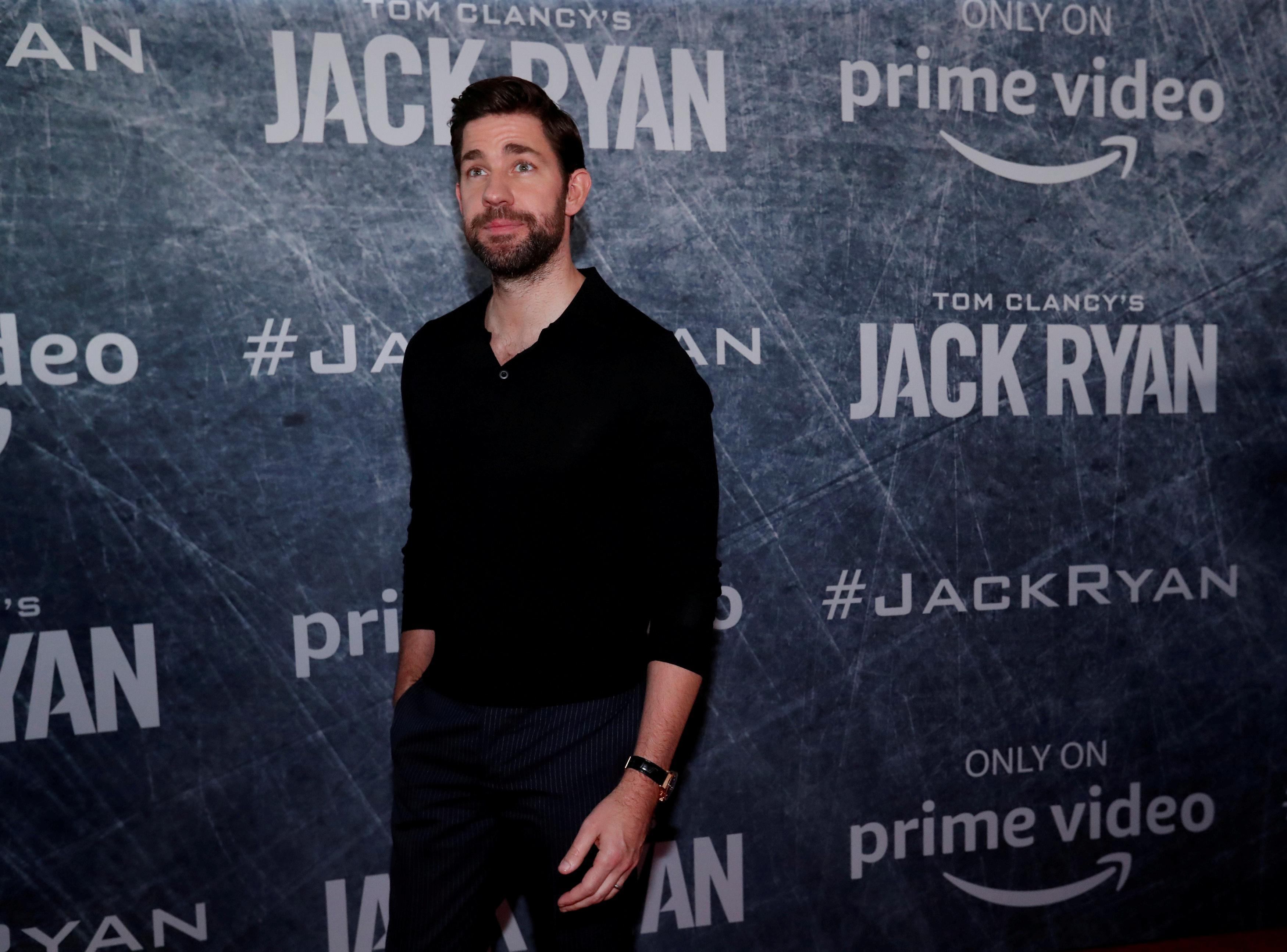 Amazon's 'Jack Ryan' TV series lambasted for promoting Venezuela 'invasion'