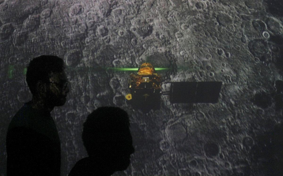 Indië verloor kontak met ruimtetuie op sending na die maan