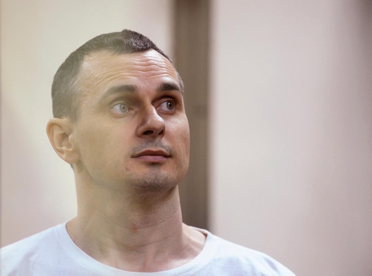 Rolprentmaker Sentsov, 24 Oekraïense matrose in gevangenes-Rusland-Oekraïne: prokureur