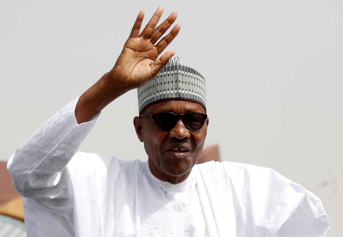 Buhari, Nigerië, besoek Suid-Afrika na aanvalle