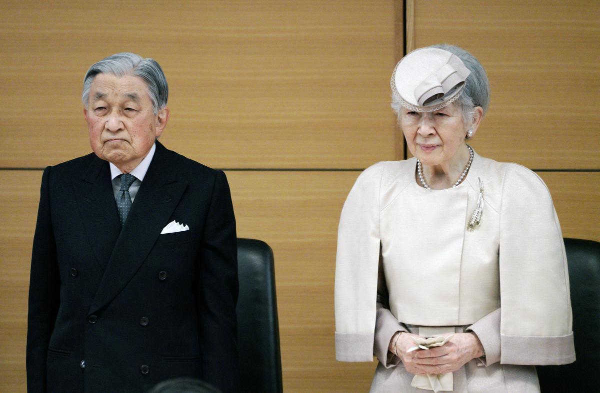 Die Japanse keiserin Emeritus Michiko ondergaan 'n operasie van borskanker: NHK