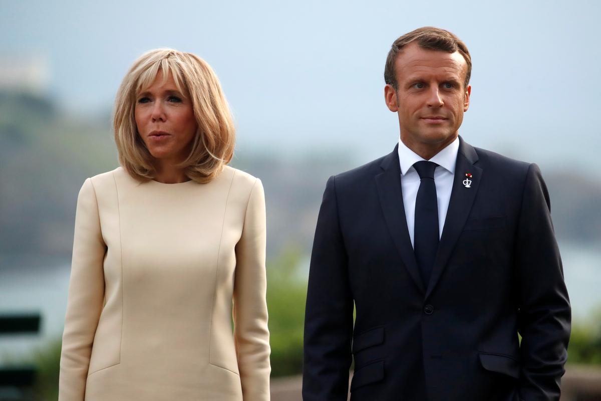 Brasiliaanse amptenare se kommentaar oor die vrou van die Franse president is onwaardig: minister