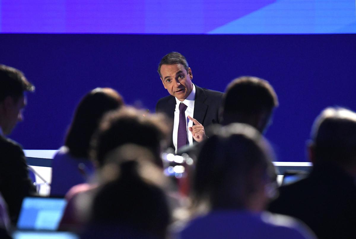 Turkye moenie Griekeland, Europa oor migrante dwing nie: Griekse premier