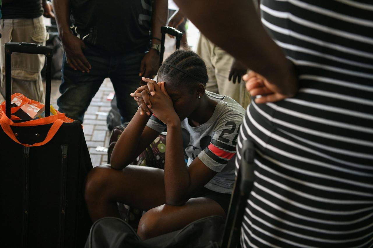 Alive but lost: In Bahamas, Hurricane Dorian survivors