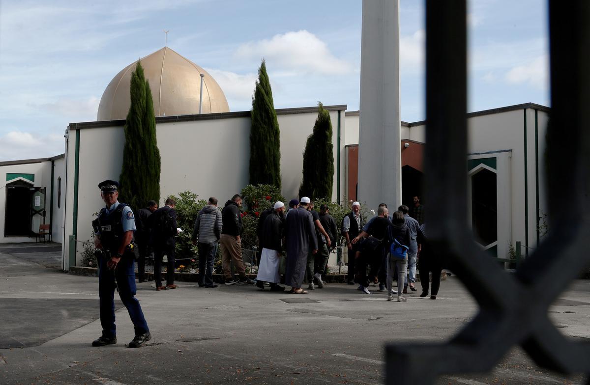Australië blokkeer toegang tot agt webwerwe met 'n video van die aanvalle in die Nieu-Seelandse moskees