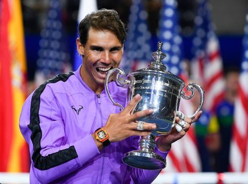 Nadal defies inspired Medvedev in five-set epic to win U.S. Open