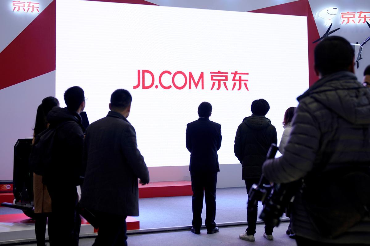 Thailand's Central, China se JD.com begin finansiële dienste-app Dolfin