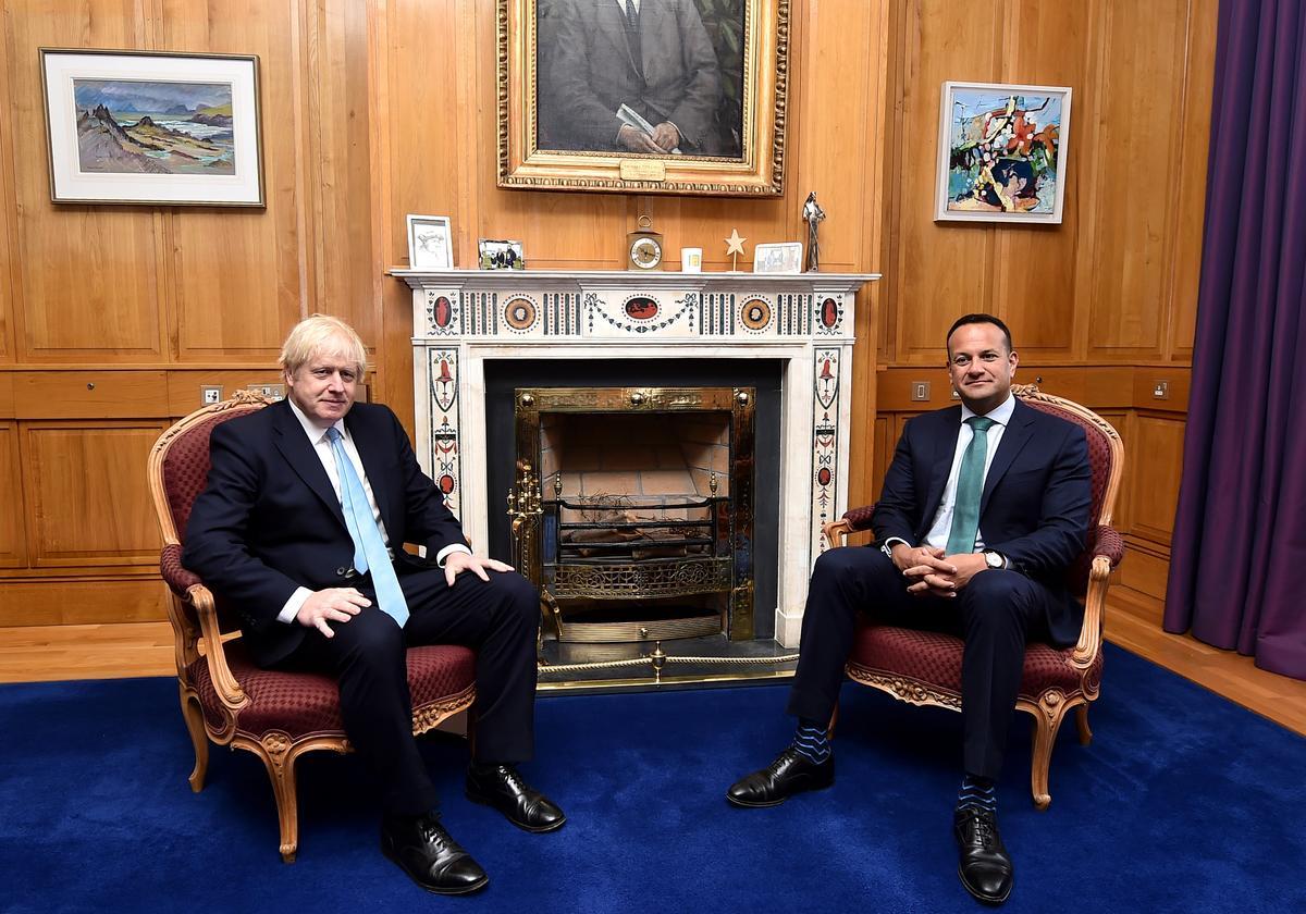 Die Britse parlement blokkeer geen ooreenkoms nie, maar Johnson sê Brexit sal gebeur