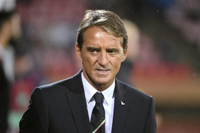 Mancini brings hope, enthusiasm to previously discredited Italy