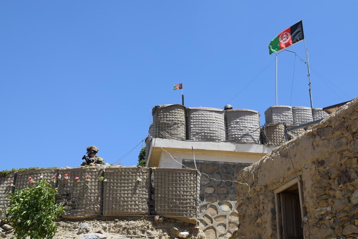 Amerikaanse weermag sal waarskynlik operasies teen Taliban verhoog: Amerikaanse generaal