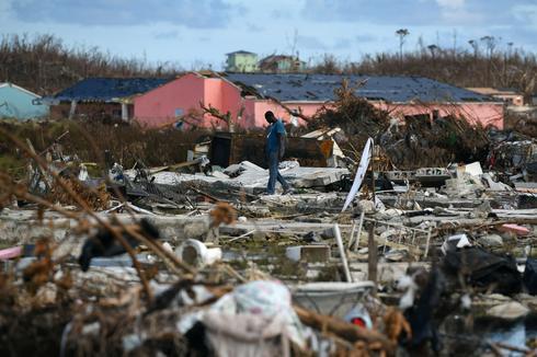 Hurricane Dorian devastates Bahamas