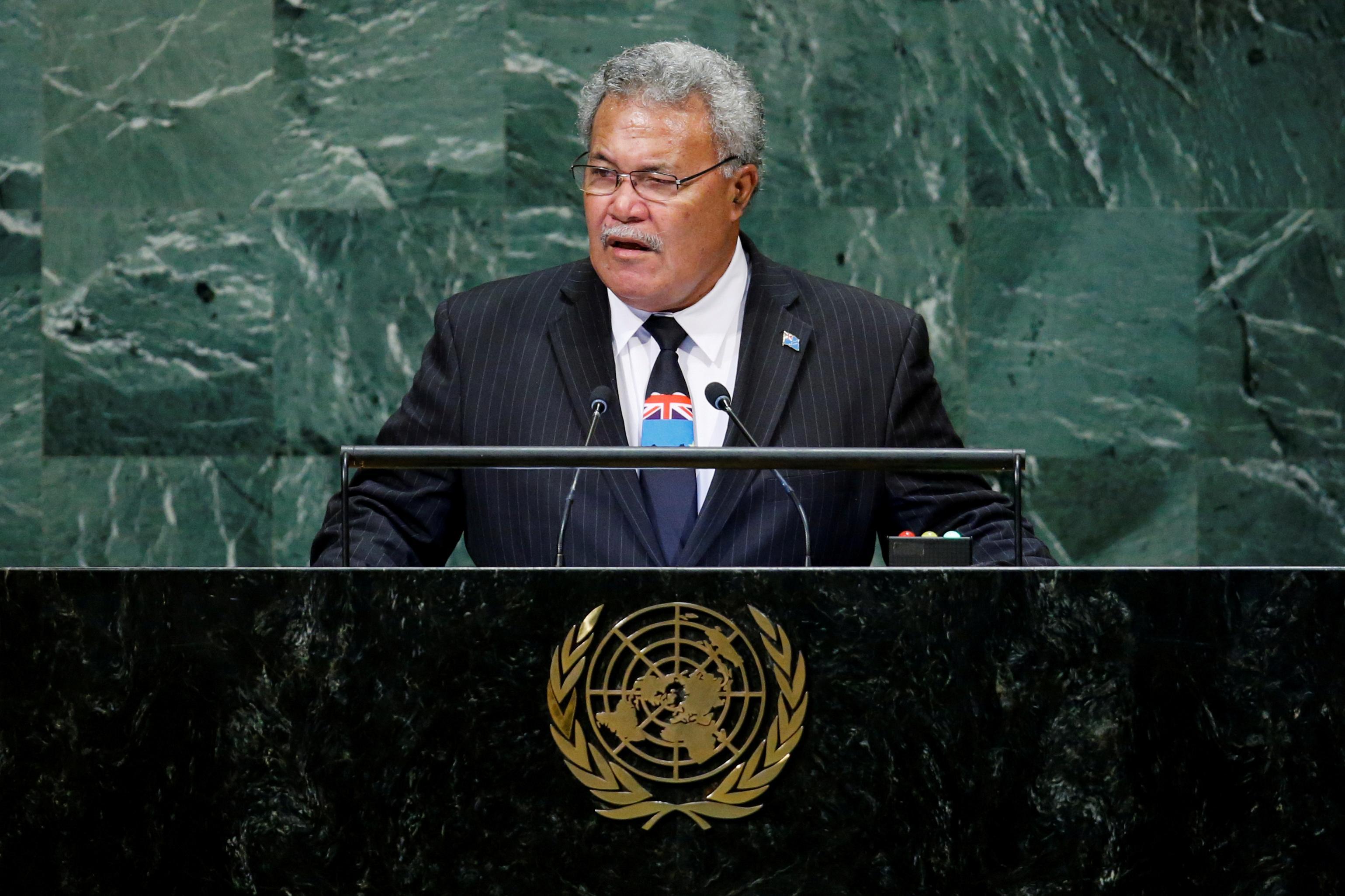 Tuvalu election puts Taiwan ties in play