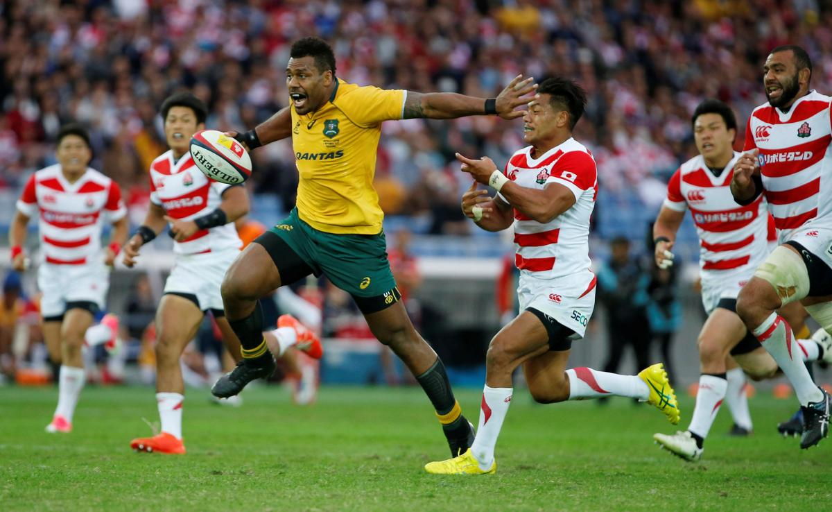 Rugby - Japan relying on organised chaos to reach quarters