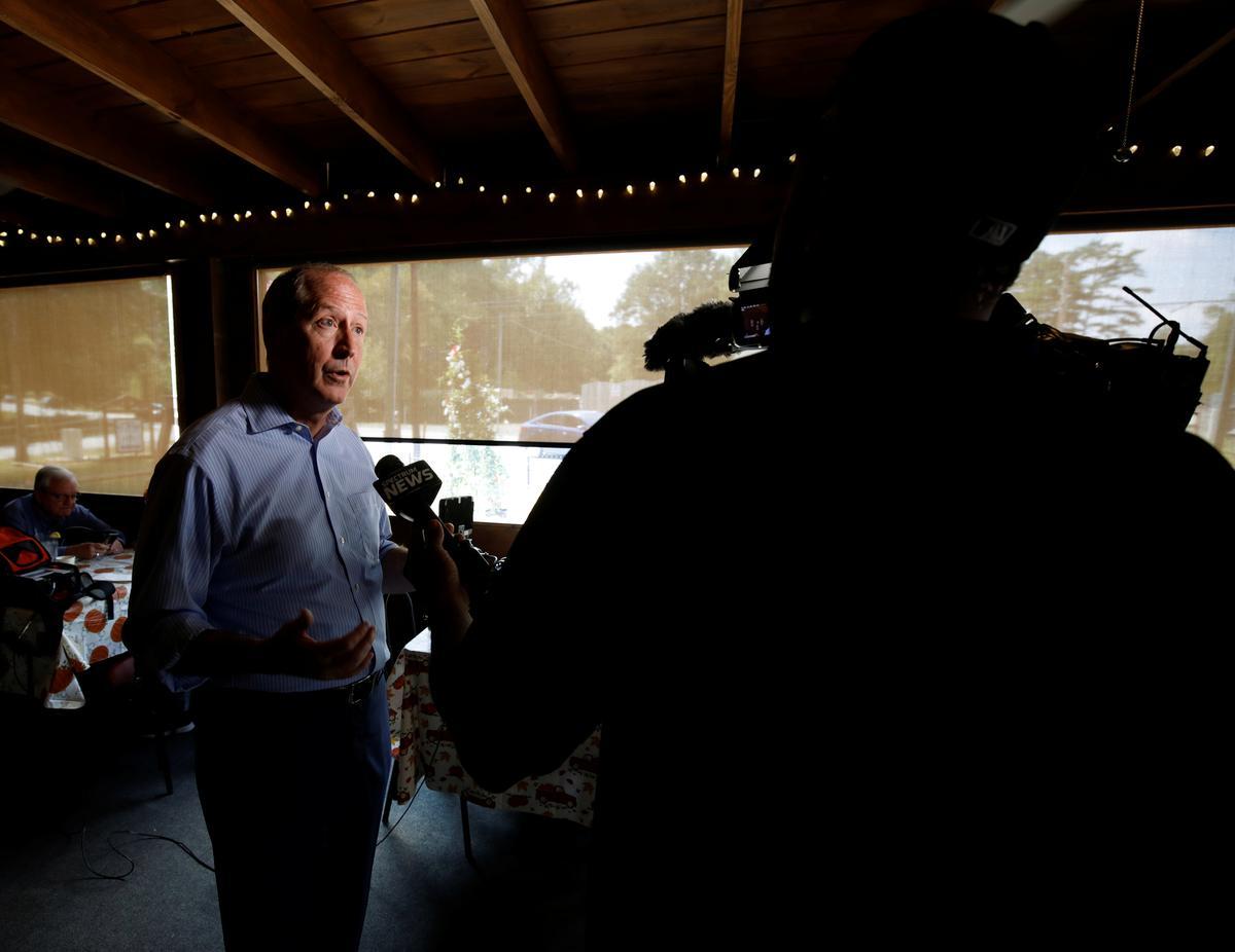 Trump-backed Republican wins North Carolina special congressional election