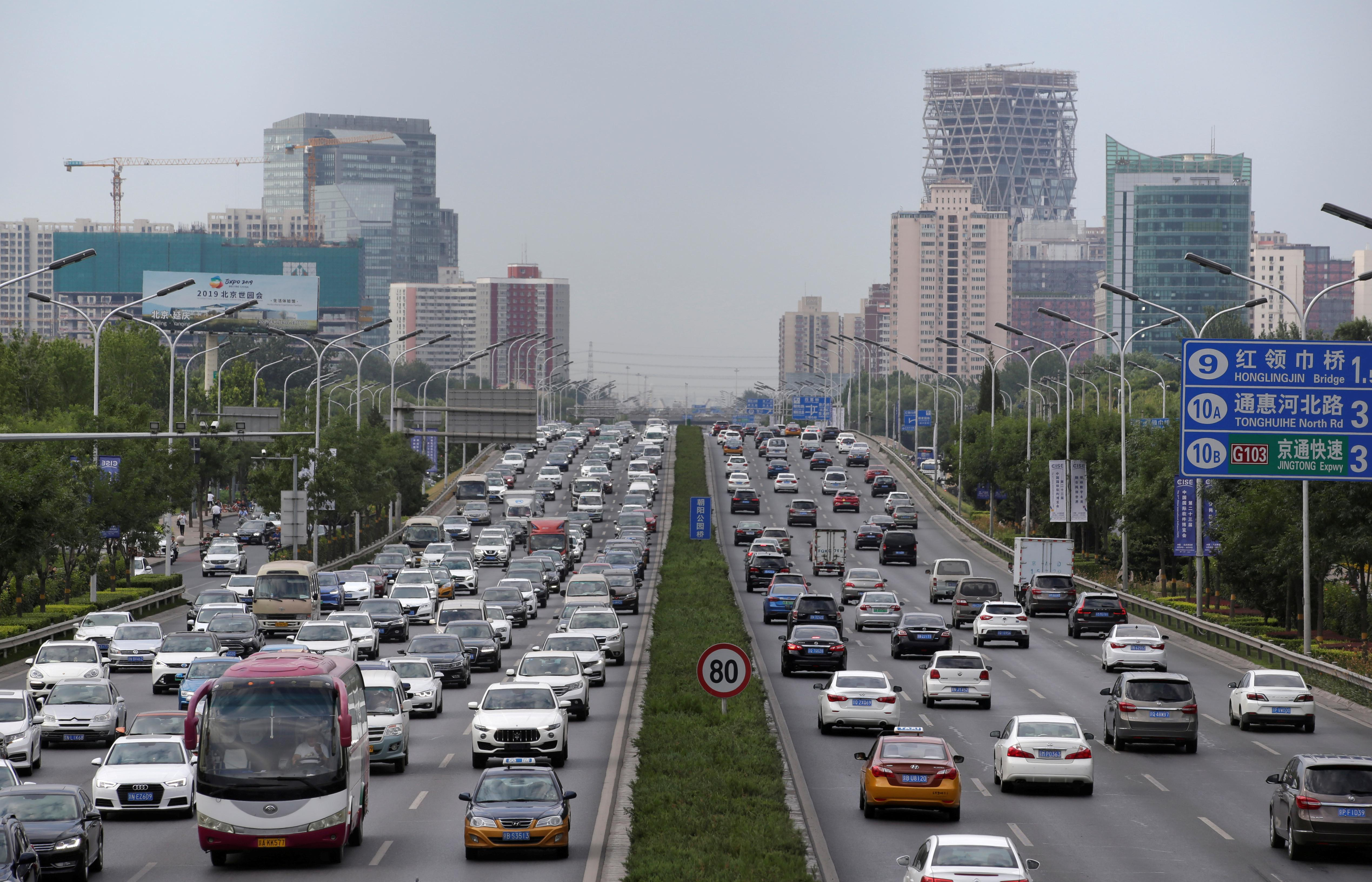 China's auto sales face more bumps ahead, industry body warns, after latest slump