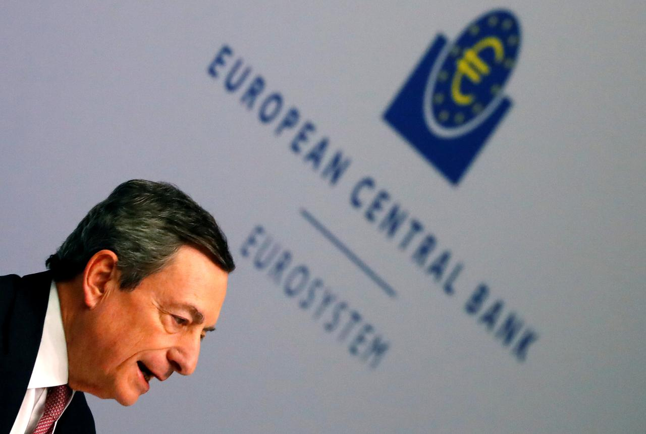Dutch parliament tells ECB's Draghi it opposes 'tiered