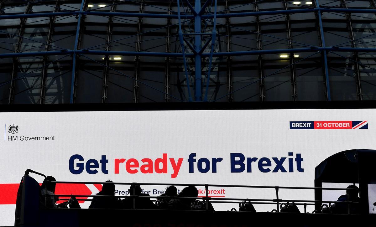 Die Britse Brexit-plan wat die ergste geval is, waarsku teen voedseltekorte en openbare wanorde