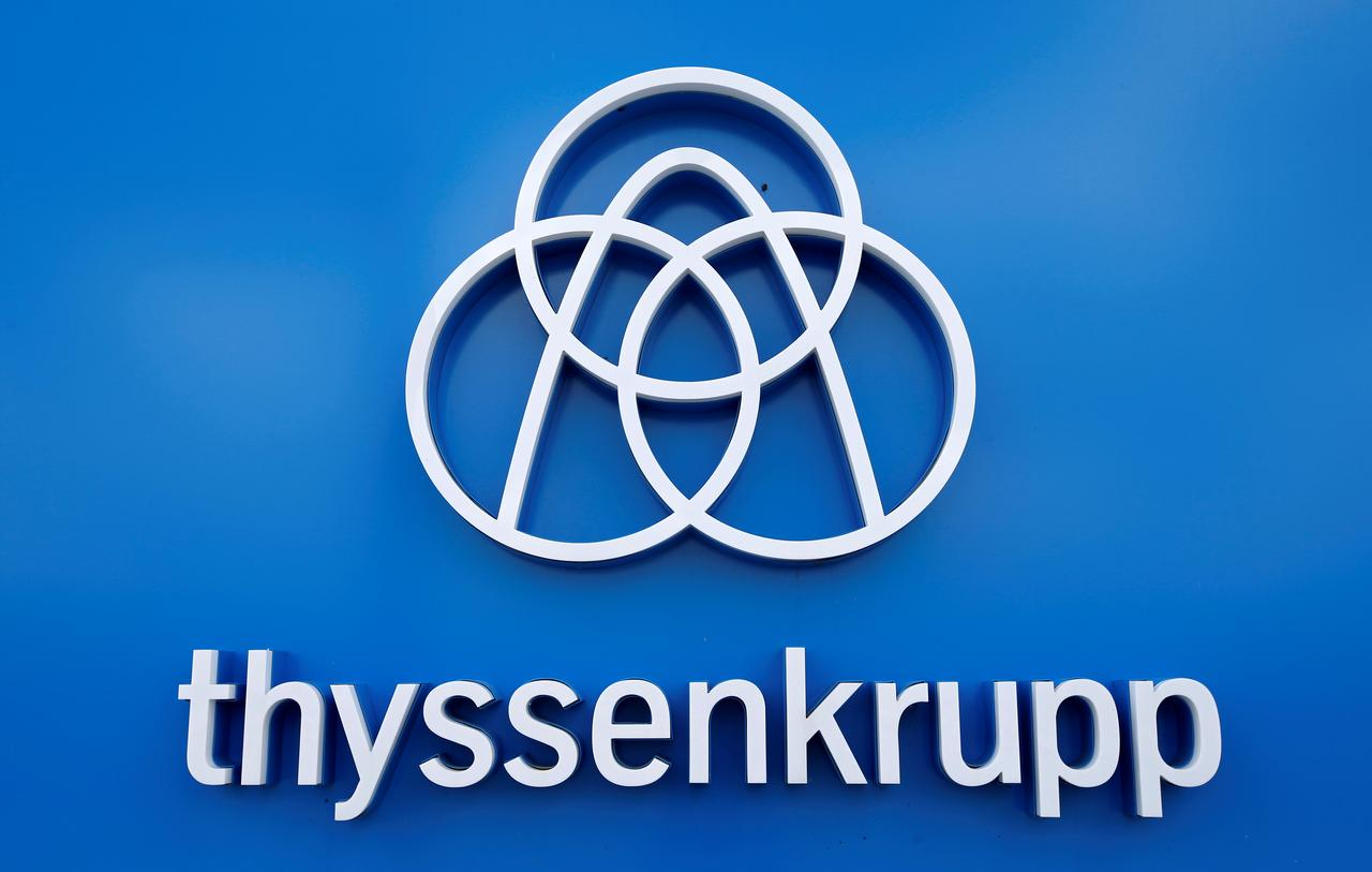 Elevator proceeds must stay with Thyssenkrupp - steel labour
