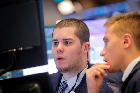 Wall Street advances on trade concessions, euro zone stimulus