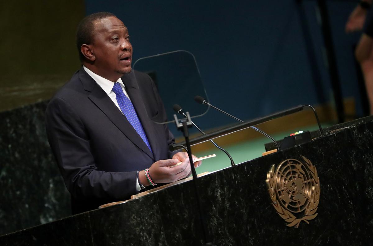 Kenia verbied buitelanders om plaaslike kinders aan te neem