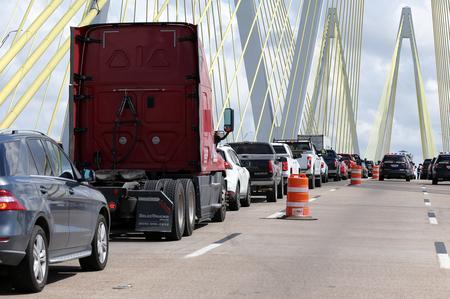 Oil protesters disrupt Texas energy port ahead of U.S. presidential debate