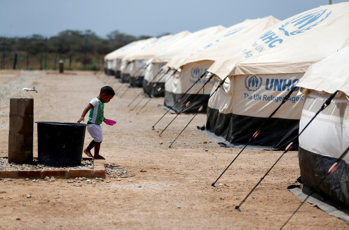 EU gee Colombia 30 miljoen euro aan steun aan Venezolaanse migrante
