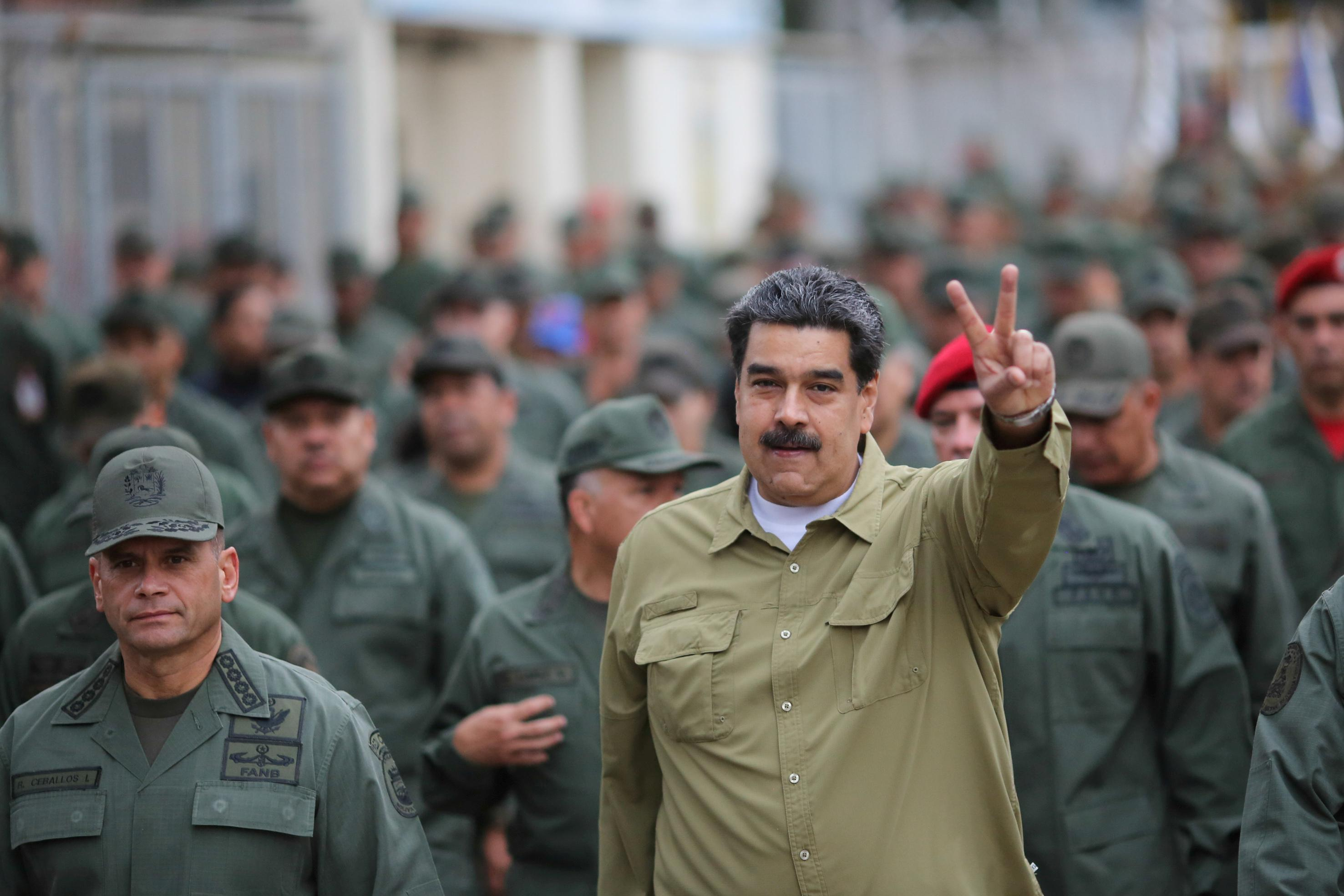 Venezuela's Maduro says he will skip U.N., but envoys will slam U.S. sanctions