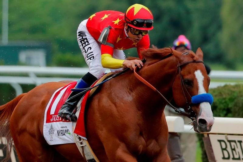 Horse Racing Local Weed Caused Justify S Positive Drug