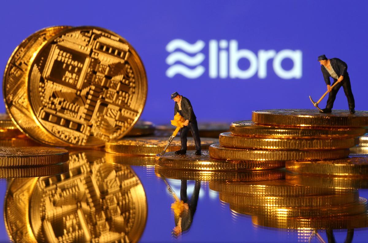 Factbox: Facebook se cryptocurrency Weegskaal en digitale beursie Calibra