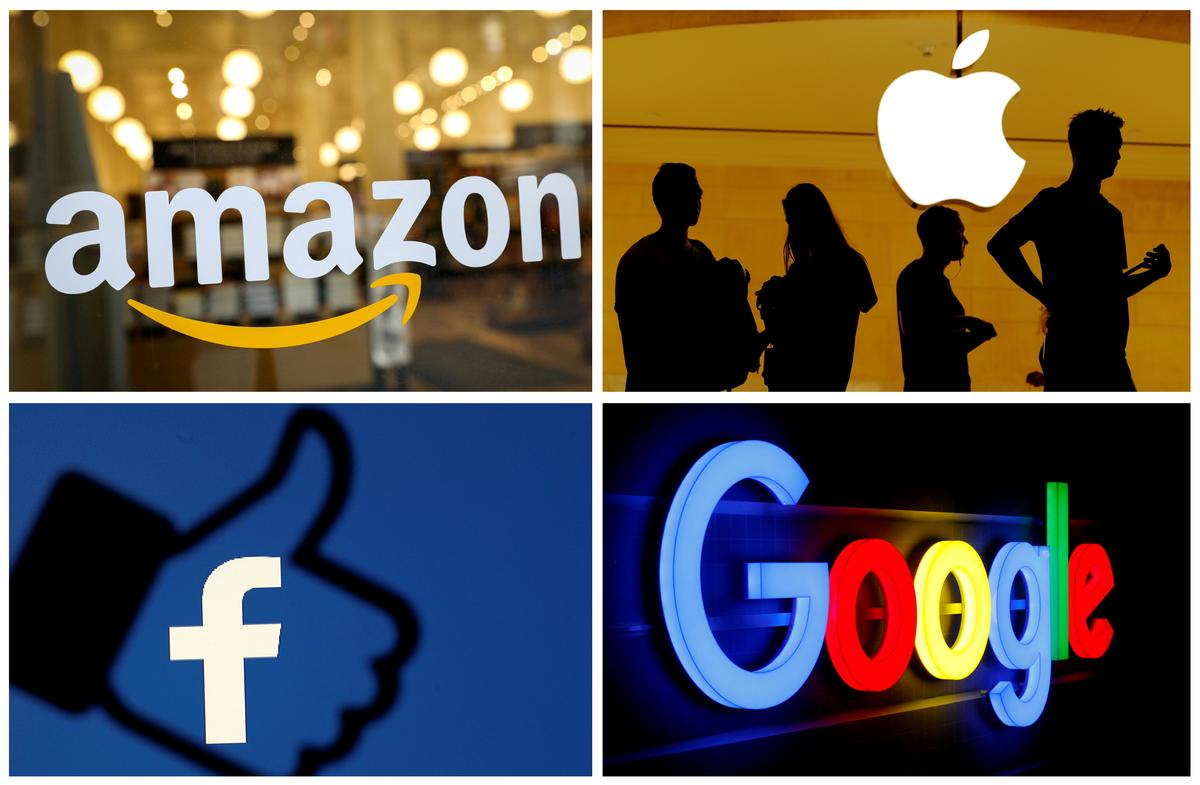 Apple, Facebook, Amazon, Google emails demanded in U.S. House panel probe
